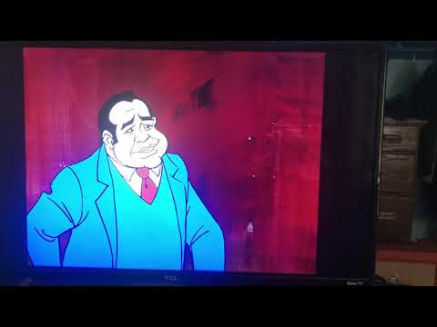 (New) The new scooby doo movies: hilarious scene with jonathan winters!