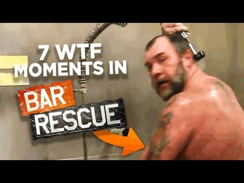 (HD) Top 7 wtf? moments on bar rescue
