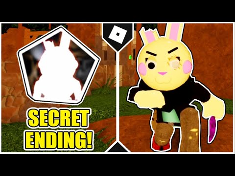 (New) How to get chapter 0 secret ending + bunny skin in doggys funeral! [roblox]