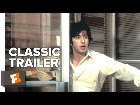 (HD) Dog day afternoon (1975) official trailer - al pacino movie