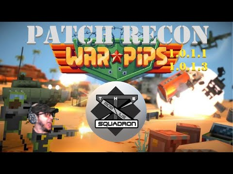 (New) Warpips patch review (mobius recon!) 1.0.1.1 and 1.0.1.3