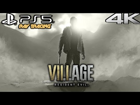 (New) Resident evil 8 village gameplay extended demo (ray tracing 4k 60fps) ps5