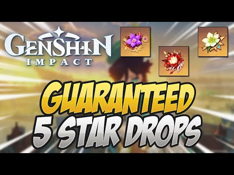 (New) 5 star artifacts are guaranteed at ar 45?! genshin impact