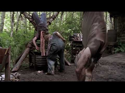 (New) Wrong turn 2 best scene from hollywood best action movies scene