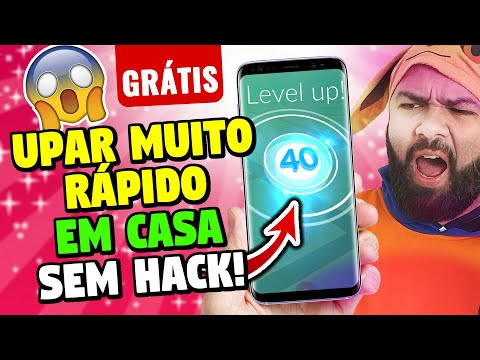 (HD) O segredo para subir de level rápido no pokemon go sem fake gps