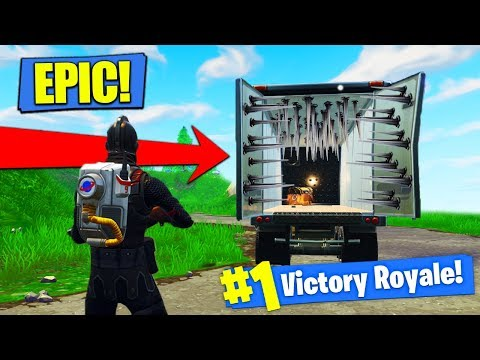 (Ver Filmes) Epic trap truck strategy in fortnite battle royale!
