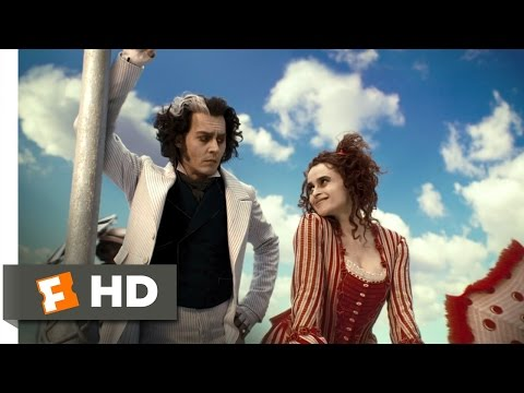 (New) Sweeney todd (7 8) movie clip - by the sea (2007) hd