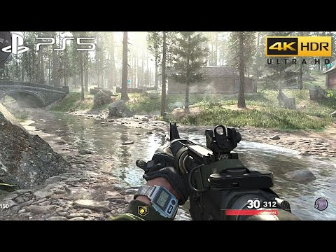 (New) Call of duty: black ops cold war (ps5) zombies outbreak 4k 60fps hdr gameplay