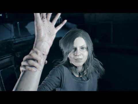(New) Re8 - ethan meets eveline from re7 e discover what the bakers did to him - (resident evil village)