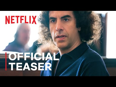 (New) The trial of the chicago 7 | official teaser trailer | netflix film