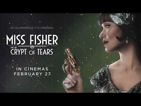 (New) Miss fisher the crypt of tears - trailer