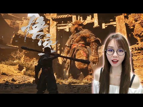(New) Yay! new trailer!! | black myth: wukong 悟空 official trailer reaction
