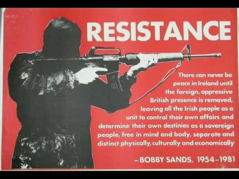 (New) Irish rebel songs - come out and fight
