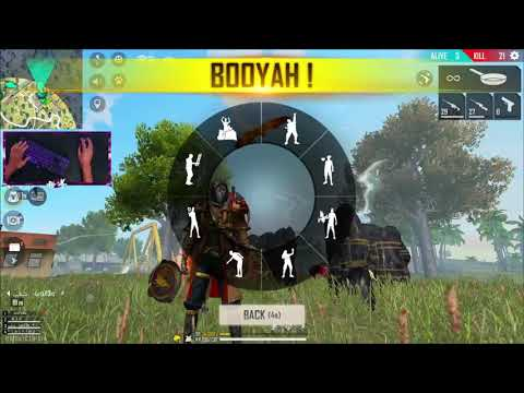 (New) [b2k] 36 kills solo vs squad world record-garena free fire