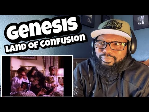 (New) Genesis - land of confusion | reaction