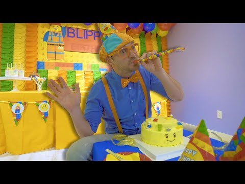 (Ver Filmes) Blippi learns at the indoor play place | educational videos for toddlers