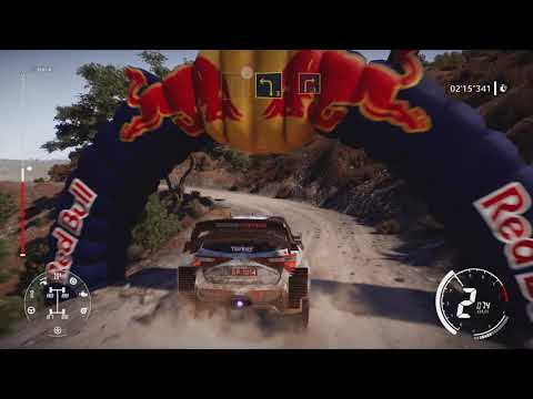 (New) Wrc 9 rally turkey ps5 4k 60fps gameplay