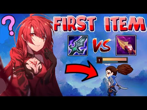 (New) How i carry with hybrid katarina | ad vs ap | informative gameplay in under 7 minutes | season 11|