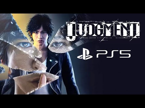 (New) Judgment ps5 gameplay - first hour (no commentary)