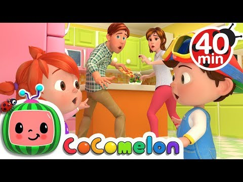(New) Johny johny yes papa (parents version) | +more nursery rhymes e kids songs - cocomelon