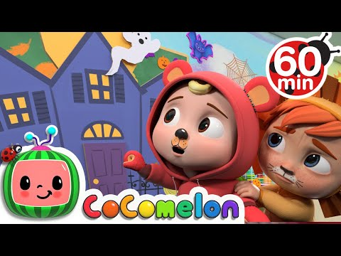 (Ver Filmes) Dress up day at school + more nursery rhymes e kids songs - cocomelon