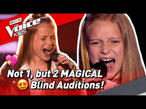 (New) This 11-year-old sings amazing queen cover in the voice kids! 🤩