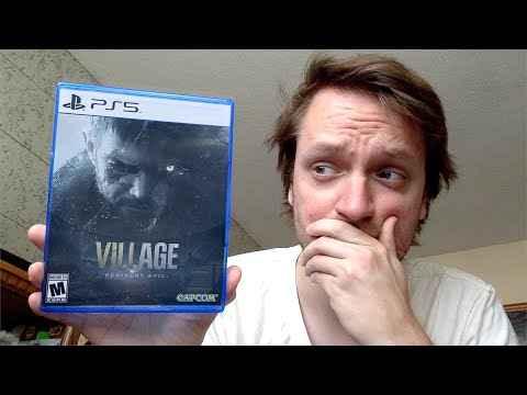 (New) Resident evil village review: dont buy
