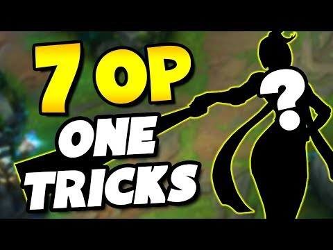 (Ver Filmes) 7 op champions to one-trick   main - league of legends