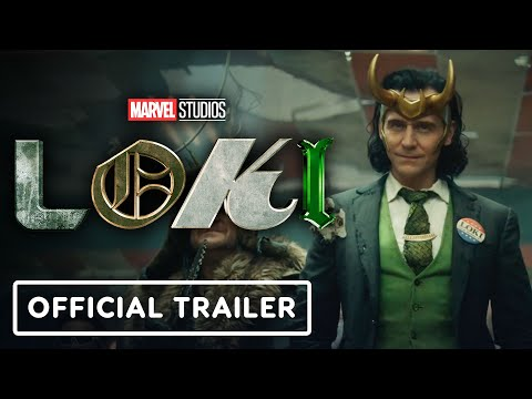 (New) Marvels loki - official trailer (2021) tom hiddleston, owen wilson
