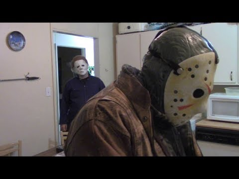 (Ver Filmes) Michael myers vs jason voorhees at 4 am