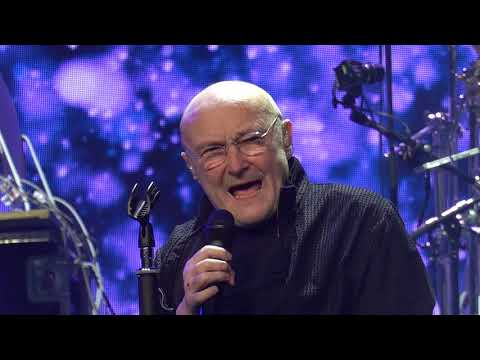 (New) Phil collins live 2019 🡆 invisible touch 🡄 sept 24 - houston, tx