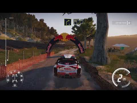 (New) Wrc 9 rally portugal ps5 4k 60fps gameplay