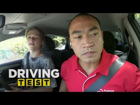 (New) Learner fails everything during driving test | driving test australia