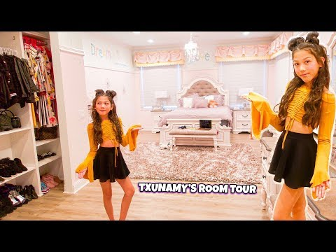 (New) Txunamys room tour 2019!!