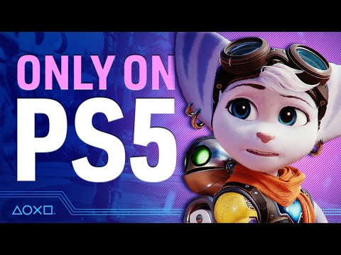 (New) Ratchet e clank: rift apart - 5 mind-blowing details only possible on ps5 [4k gameplay]