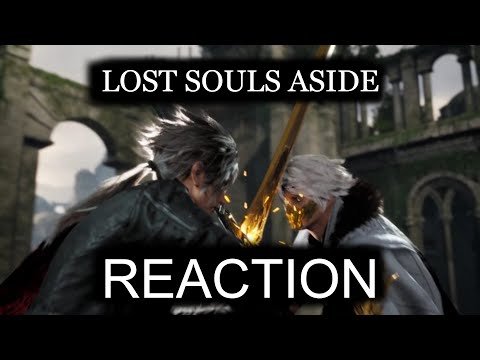 (New) This looks 🔥🔥🔥🔥🔥🔥🔥af!!!!! lost souls aside 18 minutes of new gameplay reaction