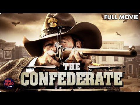 (New) The confederate - full action movie