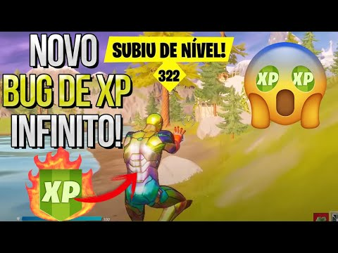 (New) Novo bug de xp infinito no fortnite - xp fortnite