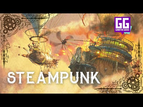 (New) O que é steampunk