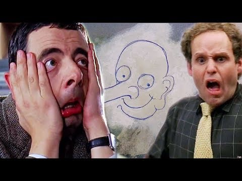 (Ver Filmes) Art disaster | bean movie | funny clips | mr bean official