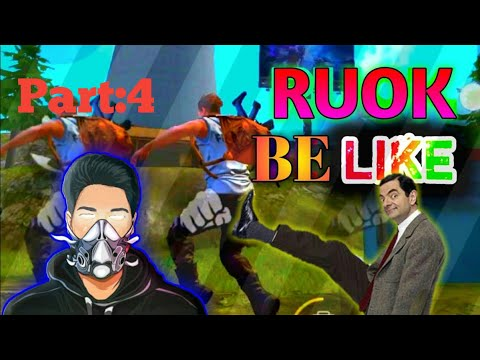 (New) Ruok playing solo vs squad be like (part 4)