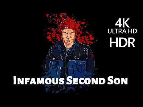 (New) Infamous second son 100% completion 🔥💨💯 [hdr]