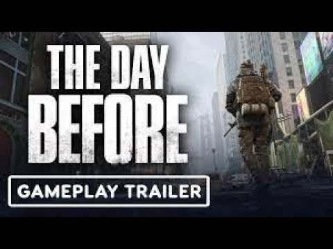 (New) The day before - exclusive official gameplay trailer