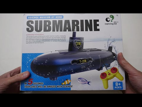 (HD) Rc submarine review