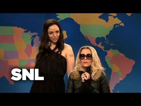 (New) Update: madonna and angelina jolie - saturday night live