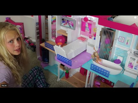 (HD) Do not play with barbie dolls at 3am!