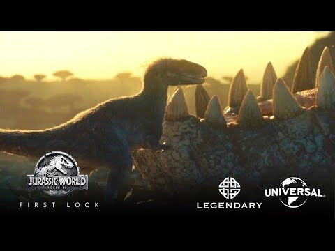 (New) Jurassic world 3: dominion (2022) first look trailer | universal pictures