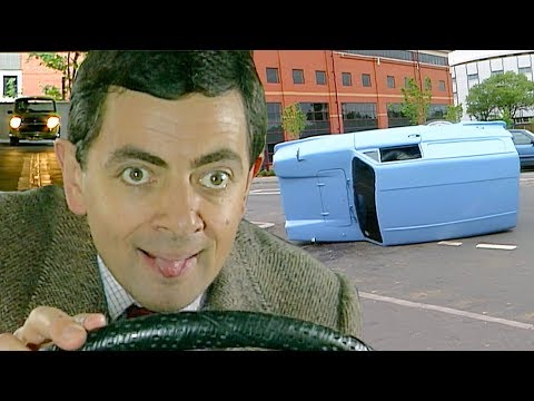 (Ver Filmes) Crash bean | funny clips | mr bean official