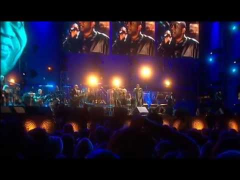 (New) Youssou ndour and annie lenox 7 seconds live 46664 the event