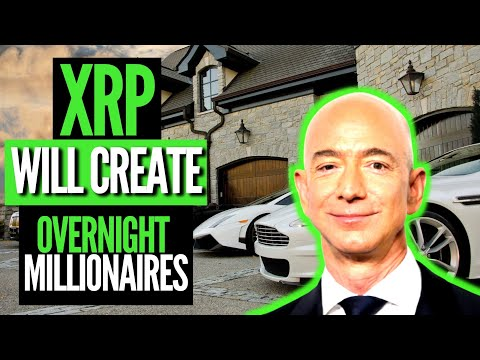 (New) Why xrp is about to create overnight millionaires